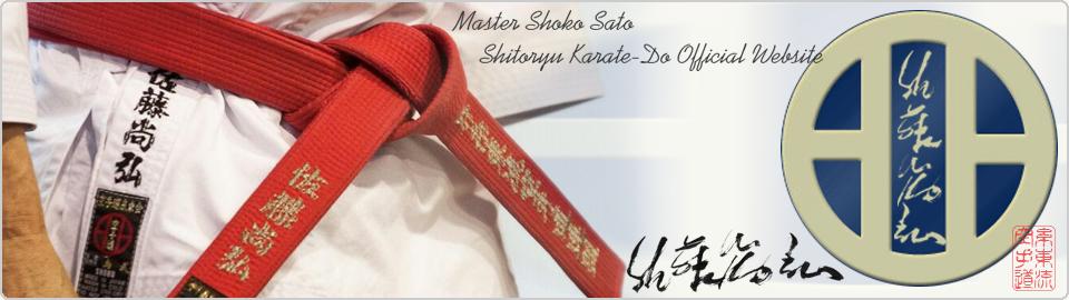 Master Shoko Sato, Official Webpage